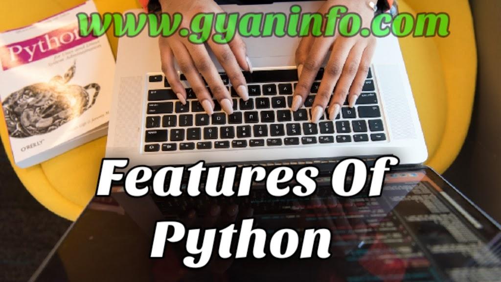 Python क्या सुविधाएँ देता है (What Features Does Python Provide)