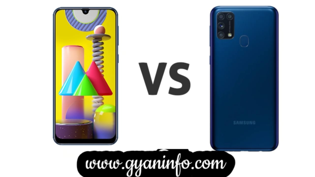 Samsung Galaxy M31s vs Galaxy M31: Which is a best choice