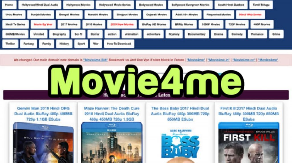 Movie4me 2020-Download HD 300MB Bollywood, Hollywood Movies Free