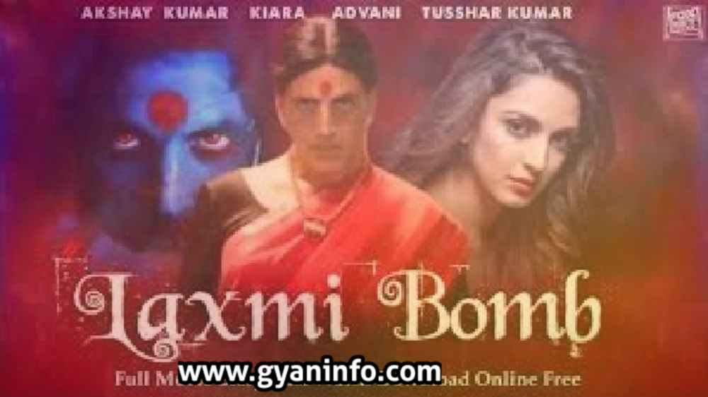 Laxmi Bomb (2020) Full Movie Download Leaked On Isaimini, Tamilyogi
