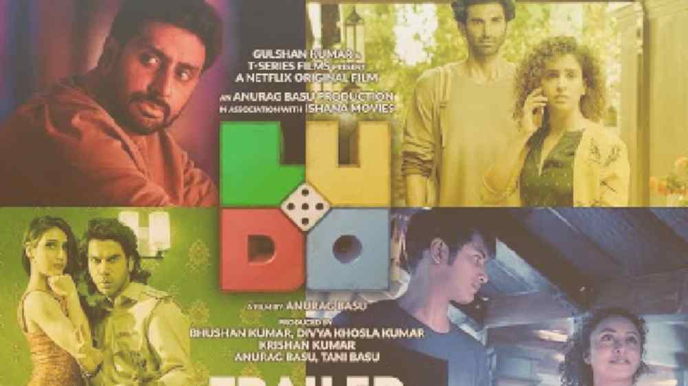 Ludo 2020 Full Movie Download Leaked On KatmovieHD, Movie4me