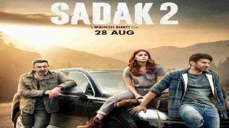 Sadak 2 full Movie Download Leaked by Filmyzilla
