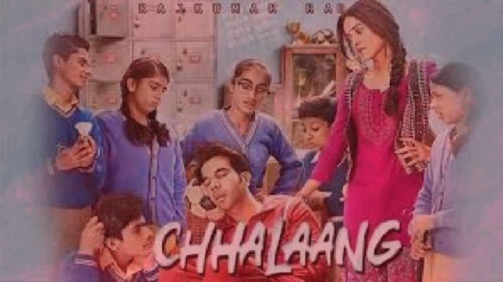 Chhalaang 2020 Full Movie Download Leaked On Tamilrockers, Movie4me