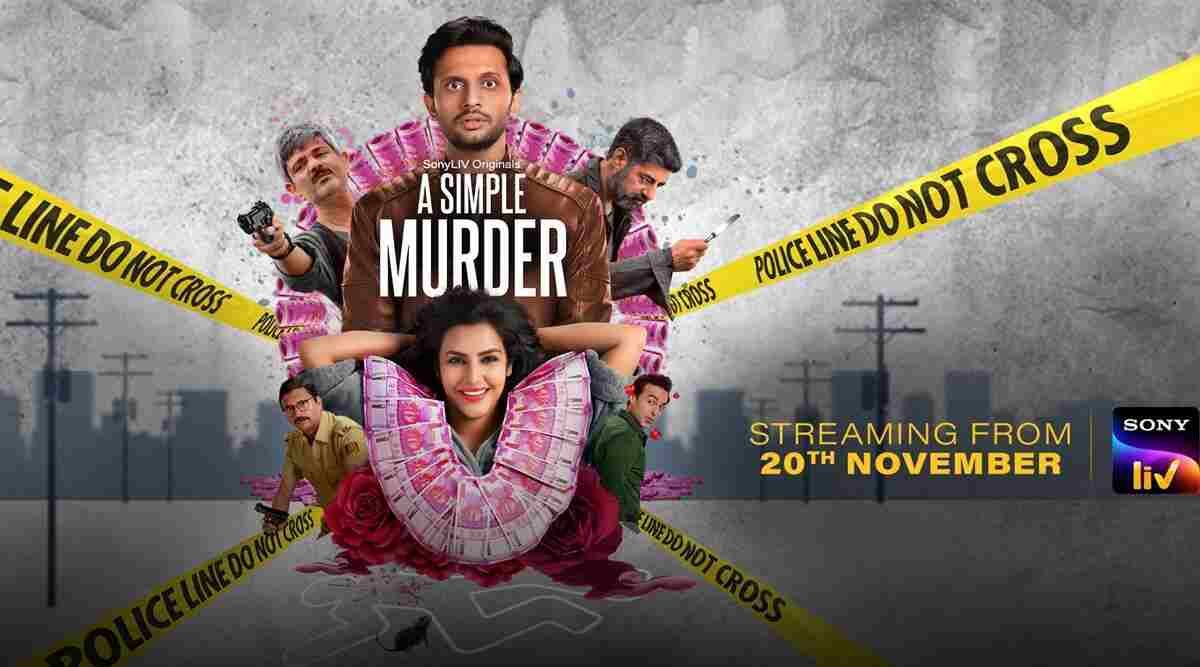 A Simple Murder Full Web Series Download Leaked by Tamilrockers