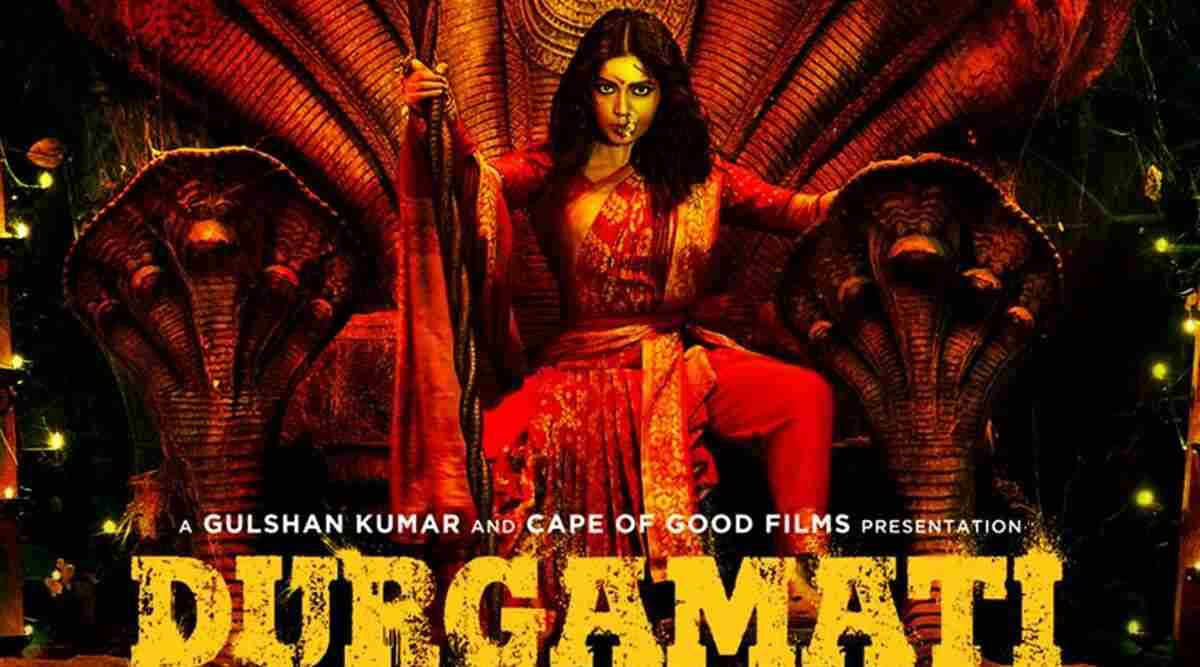 Durgamati Movie Download Leaked by Filmyzilla and Other Torrent Sites