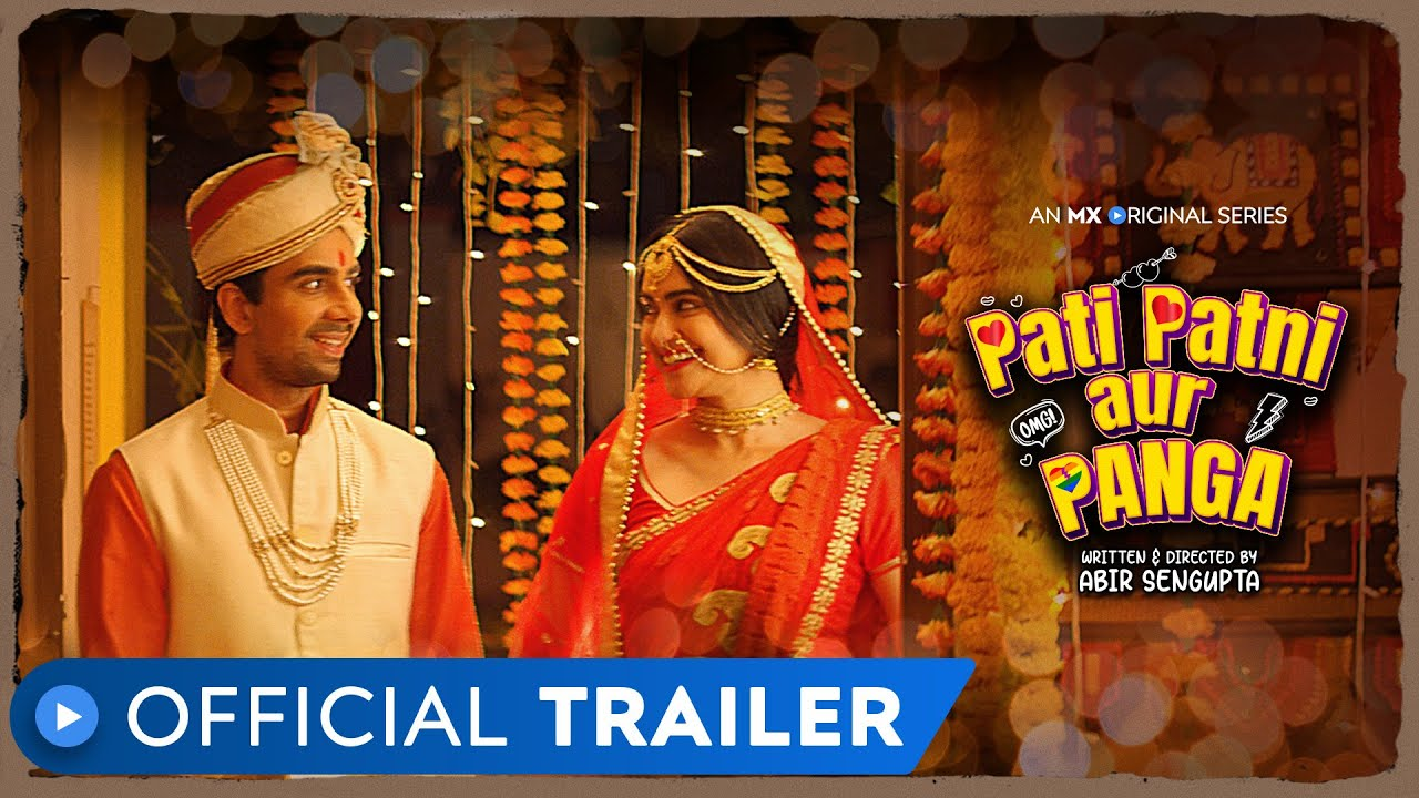 Pati Patni aur Panga Web Series Download Leaked On Movie4me