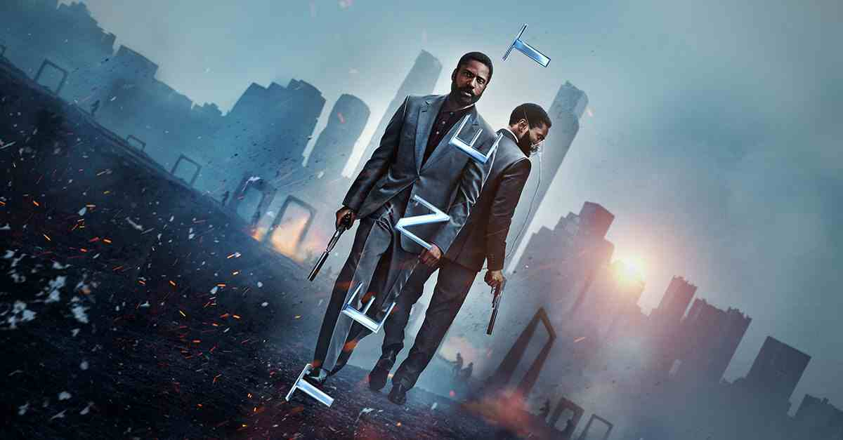 Tenet Full Movie Download in Hindi Dubbed Leaked by Torrent Sites