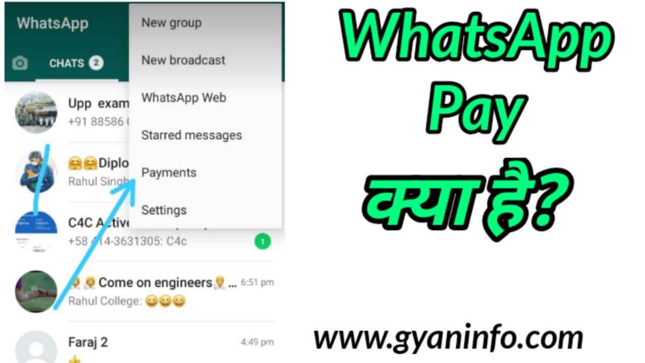 WhatsApp Pay क्या है? What is WhatsApp Payment in Hindi?
