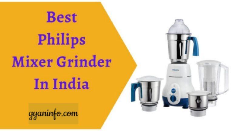Best Philips Mixer Grinder In India